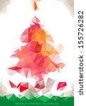 a bright shining diamond catchy ... | Shutterstock .eps vector #155726282