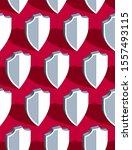 shields seamless background ... | Shutterstock .eps vector #1557493115