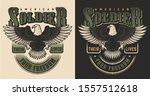 military t shirt print concept. ... | Shutterstock . vector #1557512618