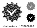 warranty tag composition of...   Shutterstock .eps vector #1557888185