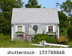 A Rundown Shack In Cape Cod ...