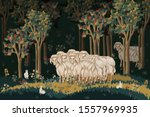Parable Of The Lost Sheep....