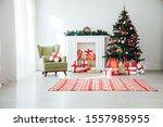 Christmas Home Interior...