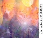 autumn background | Shutterstock . vector #155813222