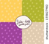 Polka Dott Background