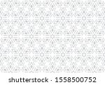 abstract geometric pattern. a... | Shutterstock .eps vector #1558500752