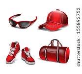 sport icons | Shutterstock .eps vector #155892752