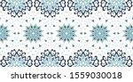 seamless floral pattern.... | Shutterstock .eps vector #1559030018