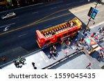 hollywood  california   october ... | Shutterstock . vector #1559045435