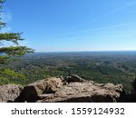 View From Crowders Mountain...