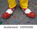 Clown's Feet