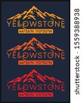 """""""yellowstone"""" Lettering..."""