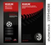 vector automotive banner... | Shutterstock .eps vector #1559548388