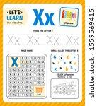 kids learning material.... | Shutterstock .eps vector #1559569415