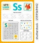 kids learning material.... | Shutterstock .eps vector #1559569442