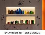 milan  italy        september... | Shutterstock . vector #155960528