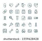 healthcare equipment medical... | Shutterstock .eps vector #1559628428