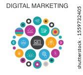 digital marketing infographic...