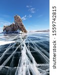 Winter Baikal Lake. Popular...