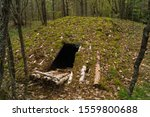 Military Underground Bunker...