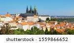 City Of Prague. Czech. View Of...
