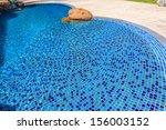 Curve Of Swimming Pool...