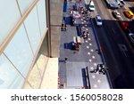 hollywood  california   october ... | Shutterstock . vector #1560058028