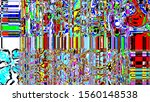 illustration of colorful... | Shutterstock . vector #1560148538