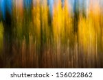 Autumnal Forest Abstraction...