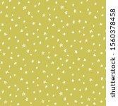 modern geometric star pattern.... | Shutterstock .eps vector #1560378458
