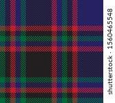 classic modern plaid tartan...   Shutterstock .eps vector #1560465548