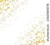 festive shiny glitter confetti... | Shutterstock .eps vector #1560584078