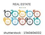 real estate infographic design...