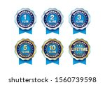 quality certification warranty...   Shutterstock .eps vector #1560739598
