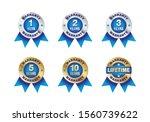 quality certification warranty...   Shutterstock .eps vector #1560739622