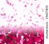 artwork of cherry blossom... | Shutterstock . vector #15607855