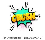 crush cartoon funny retro candy ...   Shutterstock .eps vector #1560829142