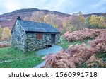 The Stone Mountain Hut Near...