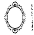 vector illustration of vintage... | Shutterstock .eps vector #156130532