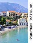Assos  Cephalonia Island ...
