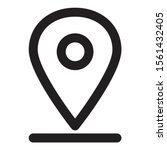 location icon for web or ui