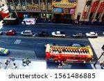 hollywood  california   october ... | Shutterstock . vector #1561486885