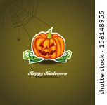 vector background with a... | Shutterstock .eps vector #156148955