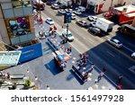 hollywood  california   october ... | Shutterstock . vector #1561497928