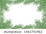 background of silhouettes of...   Shutterstock .eps vector #1561751962