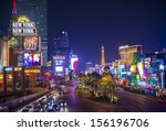 las vegas   sep 15   view of...   Shutterstock . vector #156196706