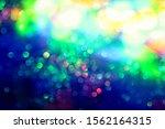 glitter bokeh lighting effect...   Shutterstock . vector #1562164315