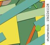 flat material design   creative ...   Shutterstock .eps vector #1562261128