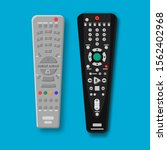 Set. Remote Control. Television ...