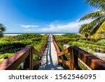 Board Walk Marco Island Florida